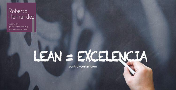 Lean y excelencia